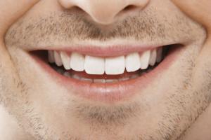 Smiling Man Close